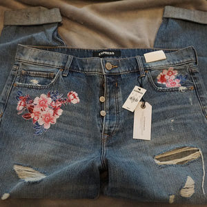 New w/tags Express Jeans